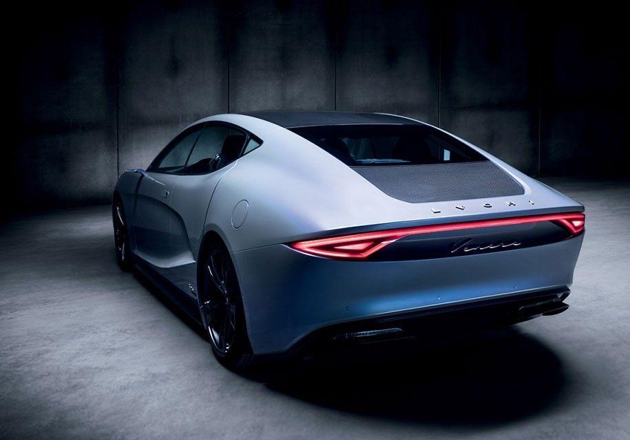 Китайская компания LVCHI представила вЖеневе еще одного конкурента Tesla
