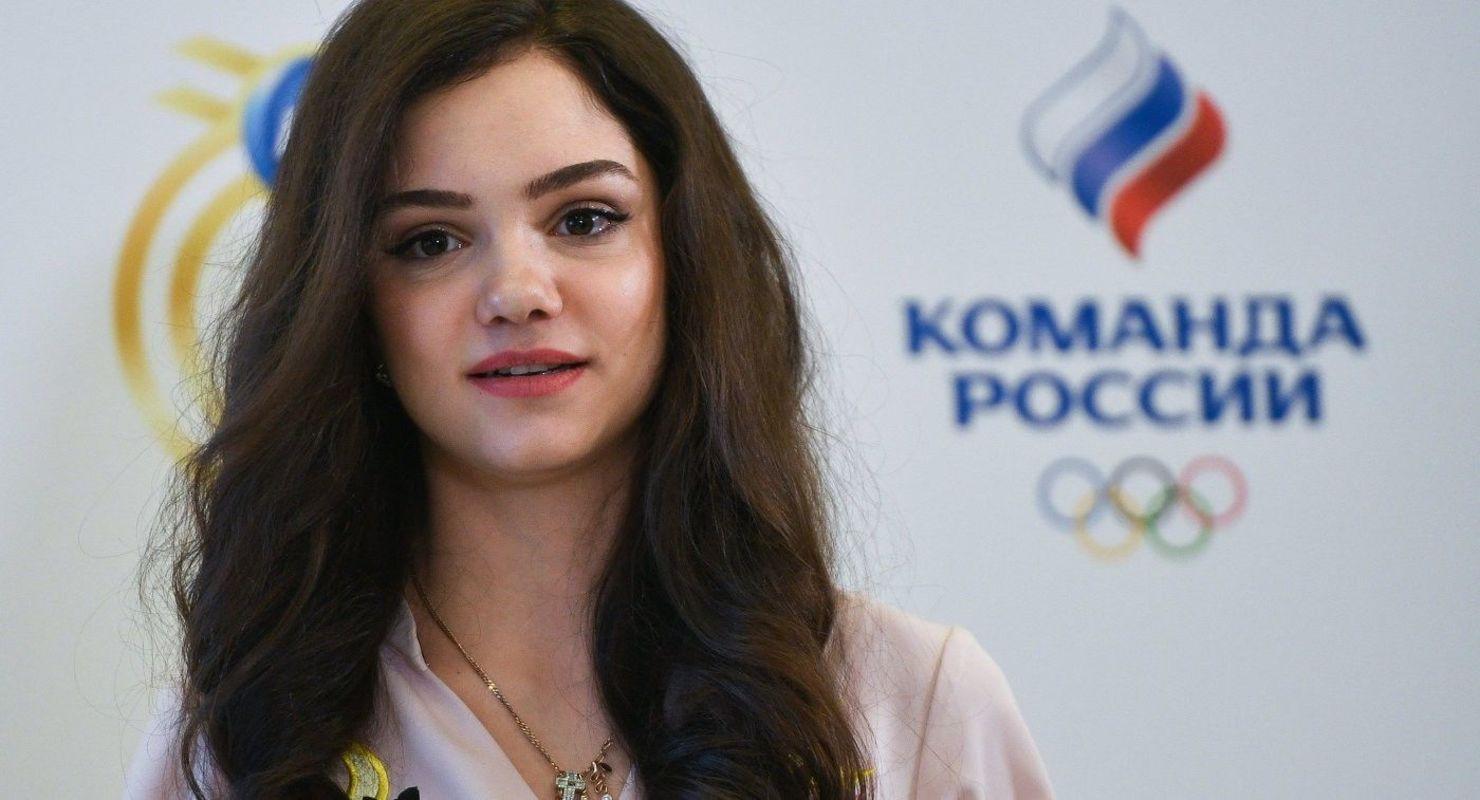 Уважаемые репортеры, невыдумывайте того, чего нет— Евгения Медведева