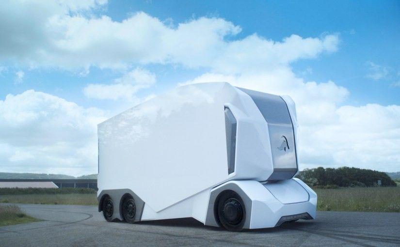 Сооснователь Mail.Ru инвестировал вразработку беспилотных фургонов