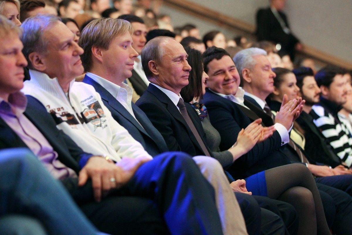 Путин поблагодарил кавээнщиков заталант иактуальность шуток