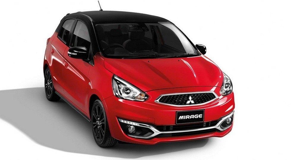 Mitsubishi предложит бюджетный хэтчбек Mirage в новой версии