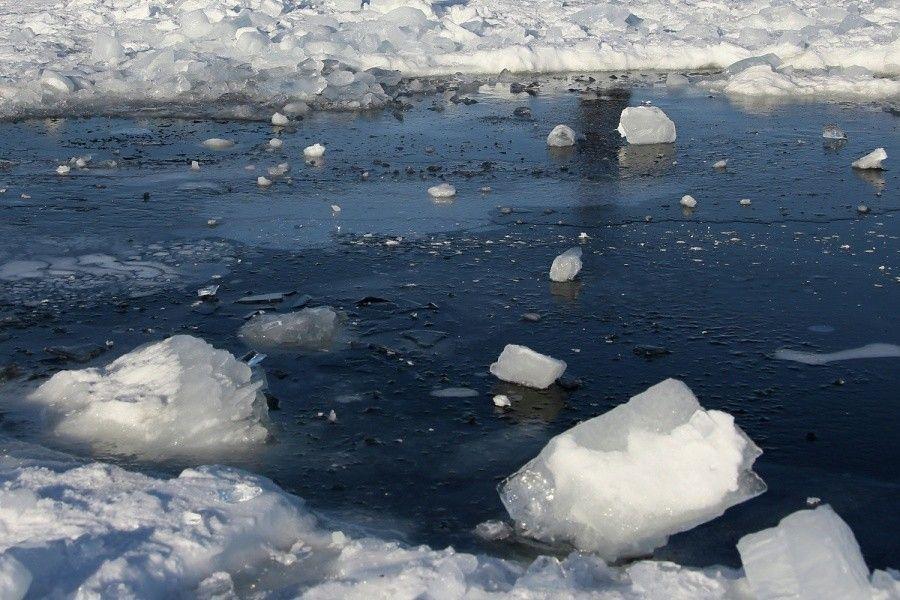 Рыбалка наОби врайоне Новосибирска угрожает нежданным плаванием нальдине