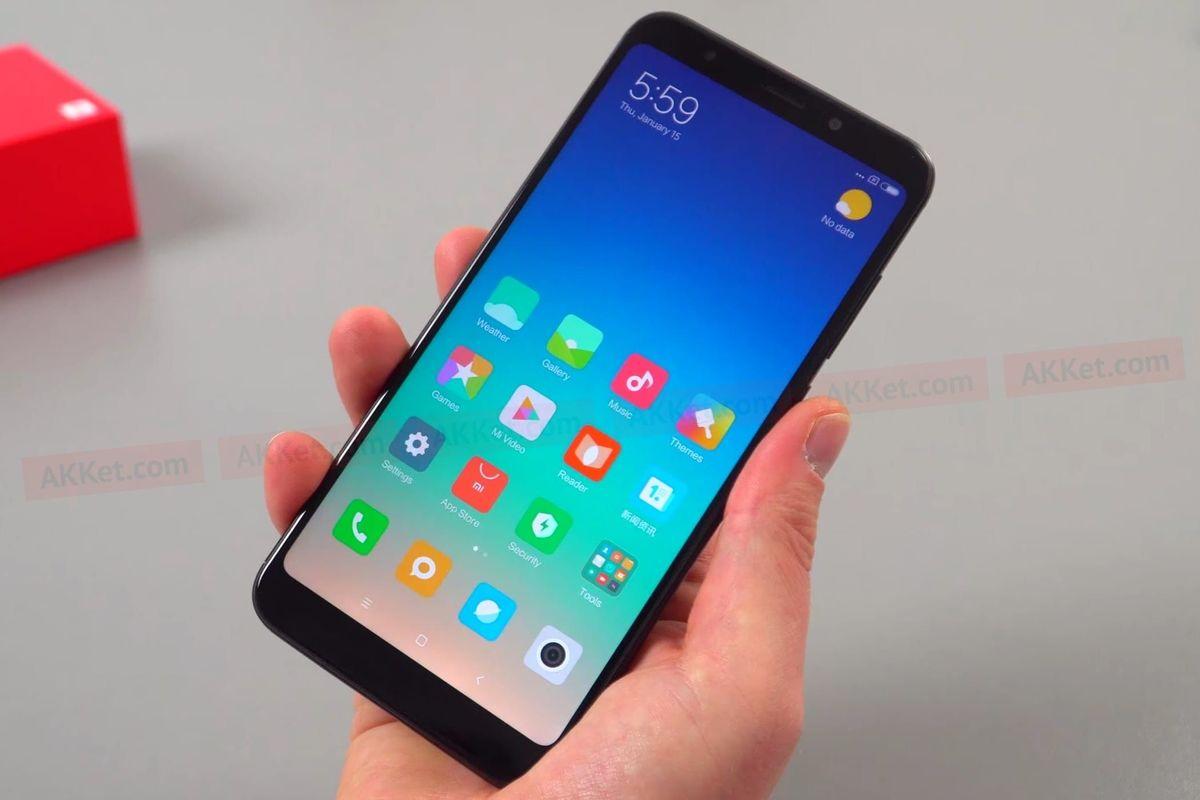Вглобальной сети появились изображения телефона Xiaomi Redmi Note 5