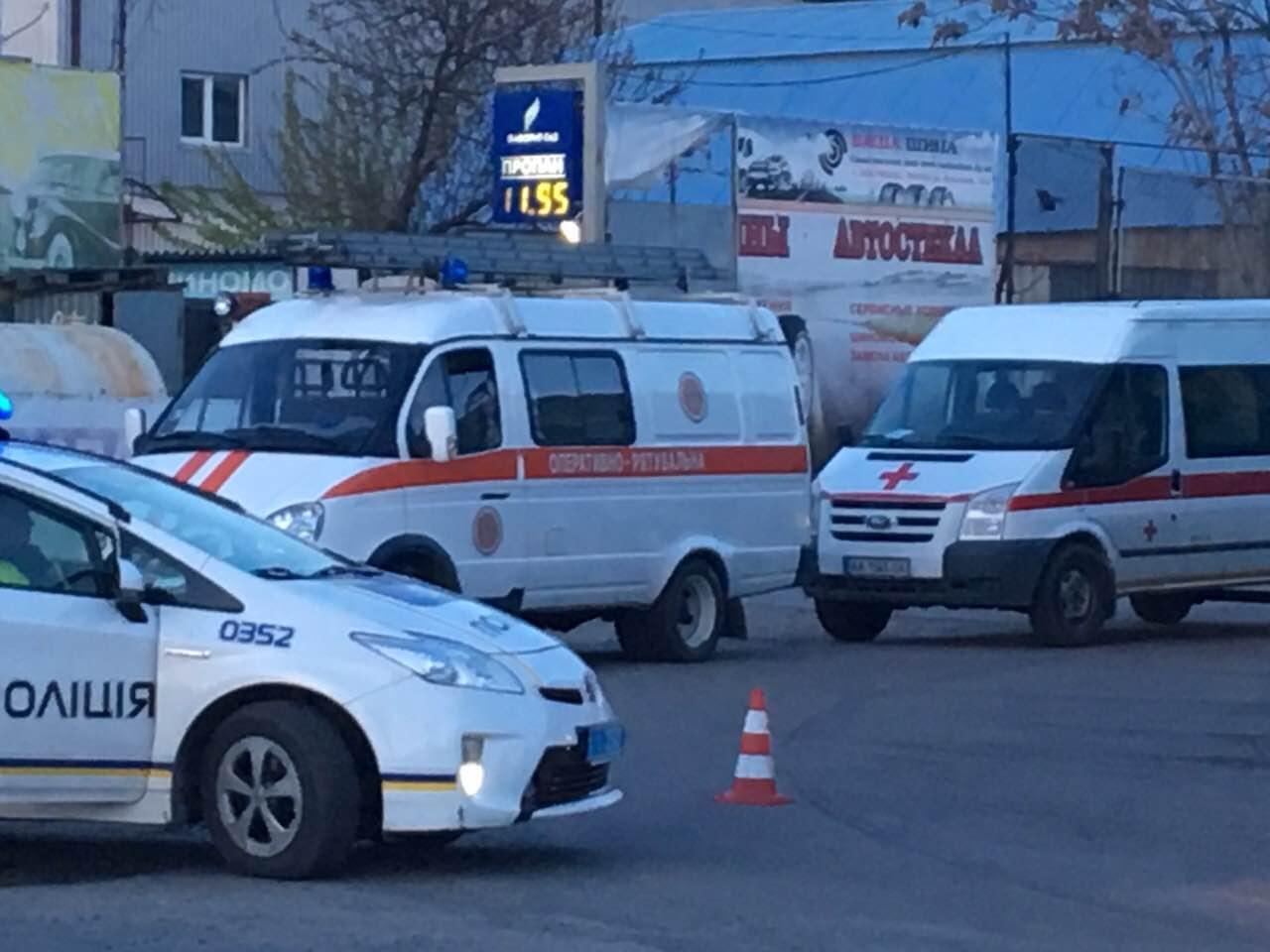 Фельдшер и больной пострадали вДТП со«скорой» под Петербургом