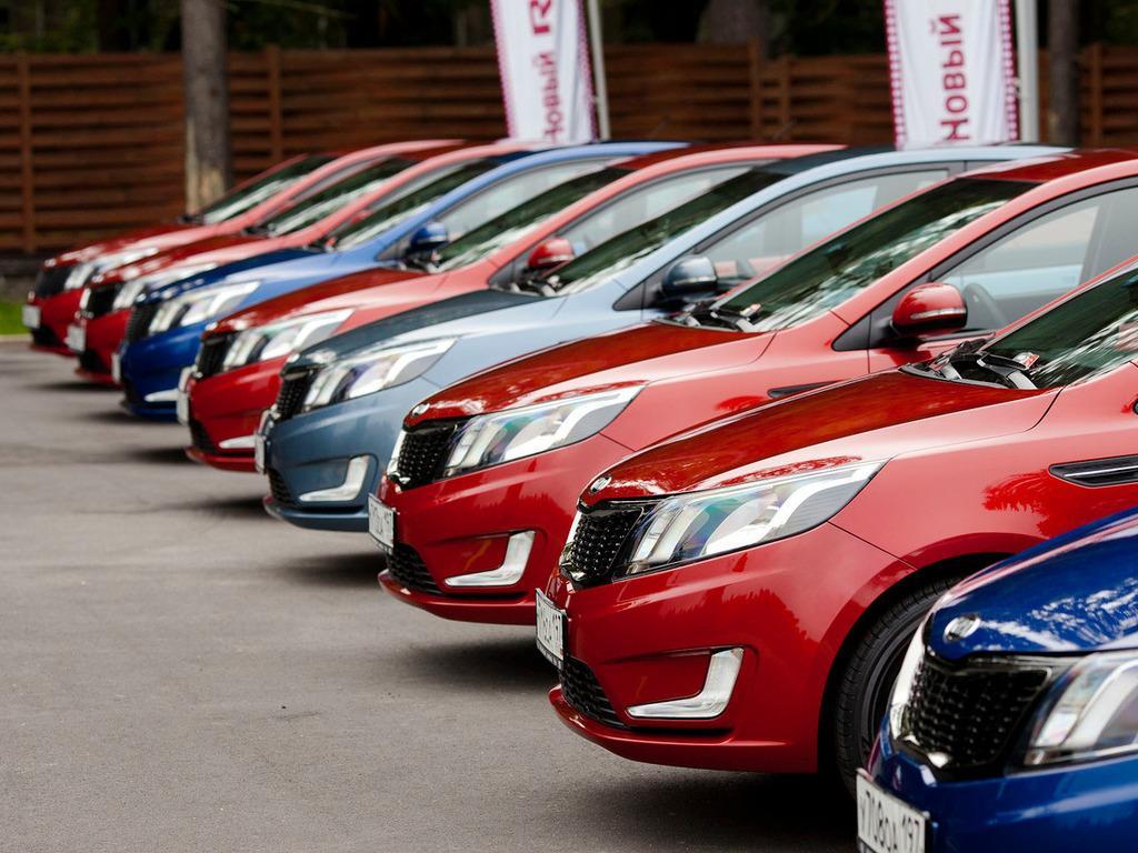Названы ТОП-10 регионовРФ снаибольшим количеством авто