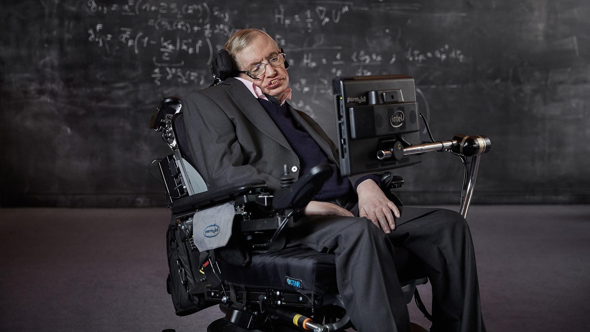 Скончался Стивен Хокинг— Великий ученый