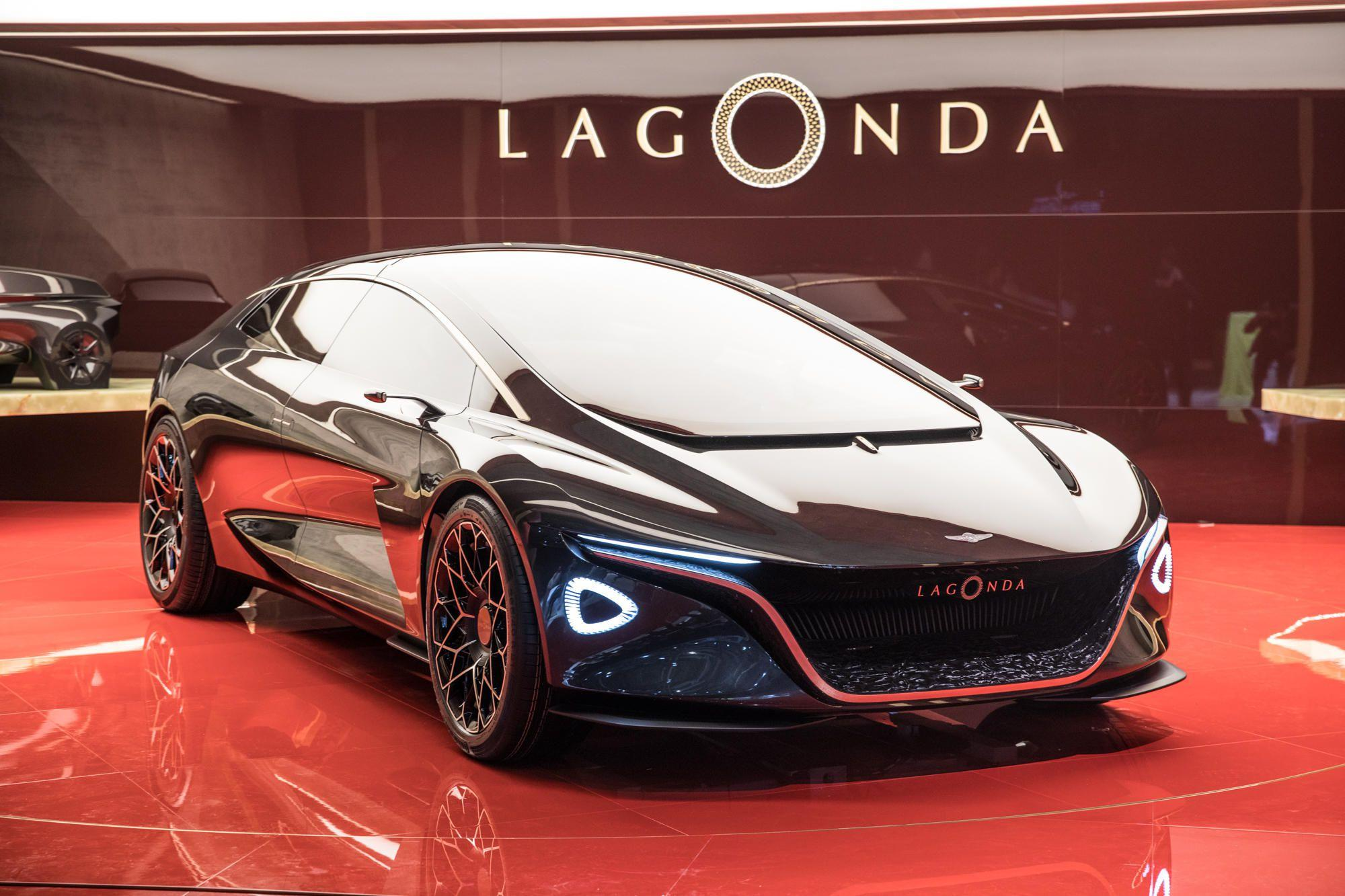 Aston Martin запатентовал название Verekai для нового авто