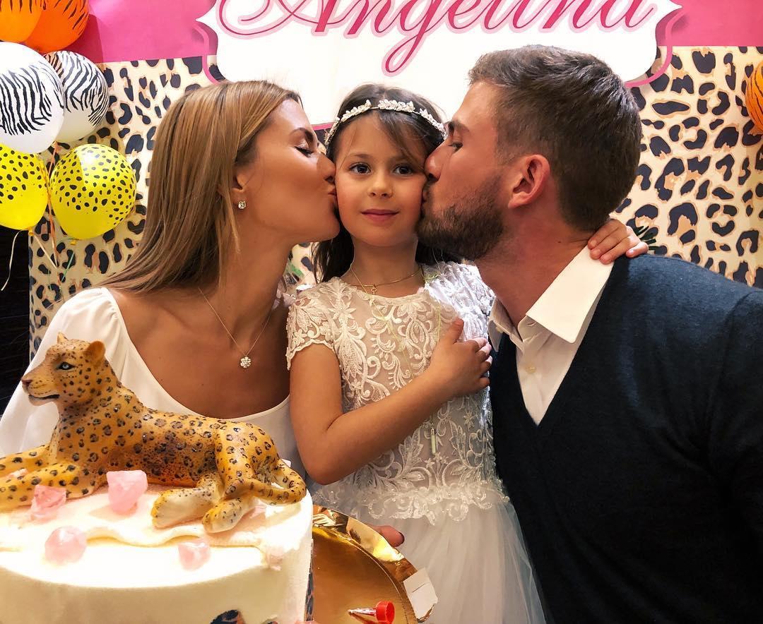 Виктория Боня сразмахом отметила день рождения дочери вМонако