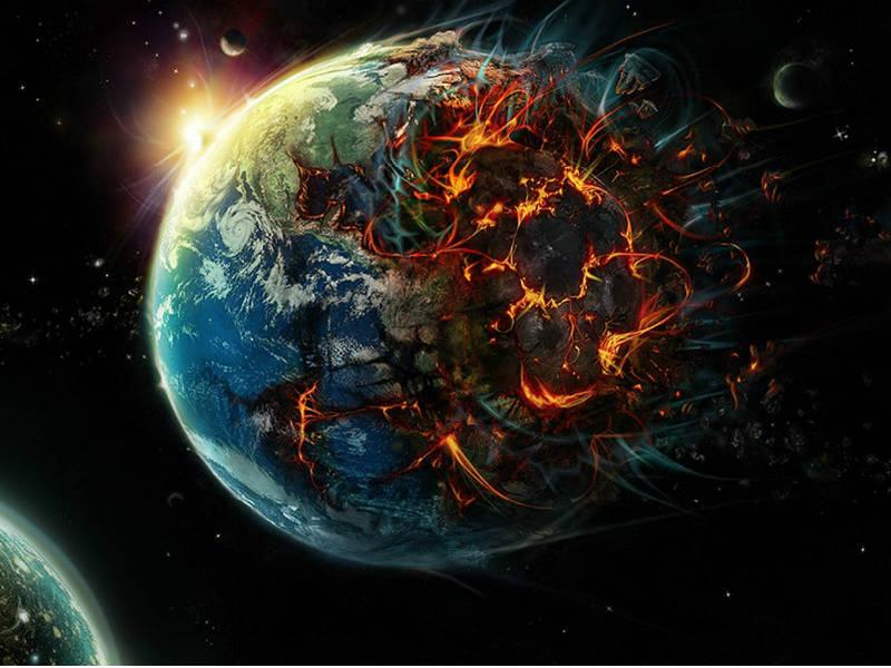 ВNASA создают космический корабль для уничтожения астероидов