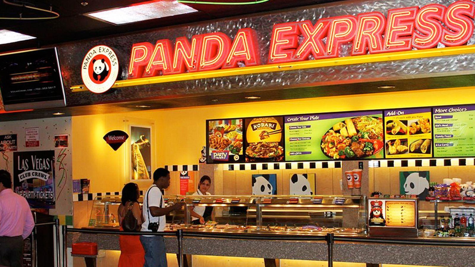 Panda экспресс прокатится по российскому общепиту