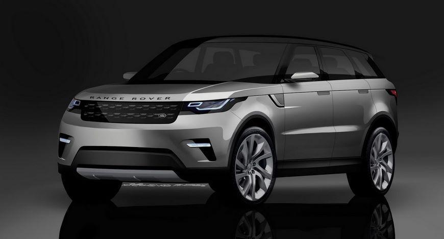 Новый тип кроссовера Range Rover Evoque презентуют осенью на автомобильном салоне встолице франции