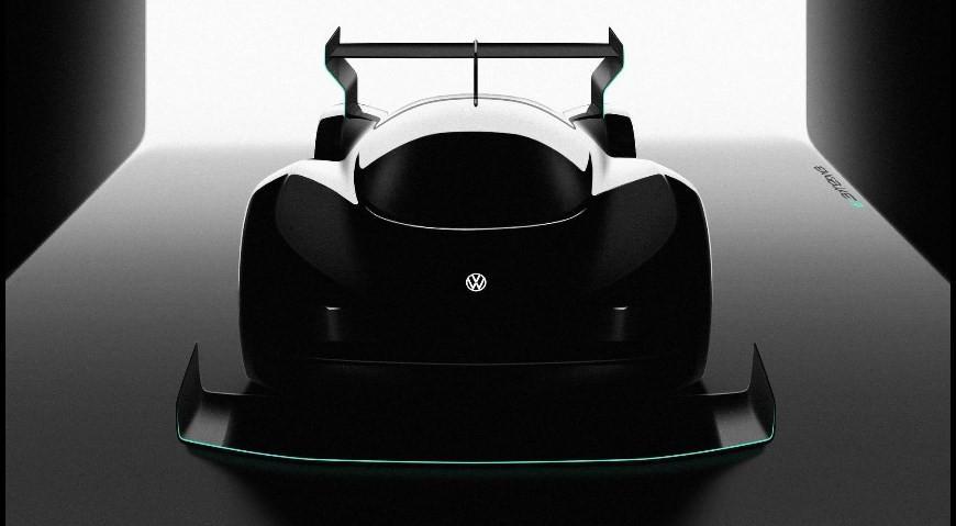 VW рассекретил гоночный прототип для гонки Pikes Peak