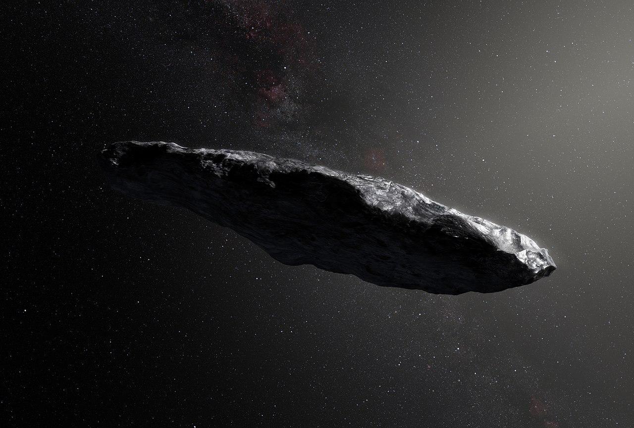 Ученые поведали опроисхождении астероида Оумуамуа