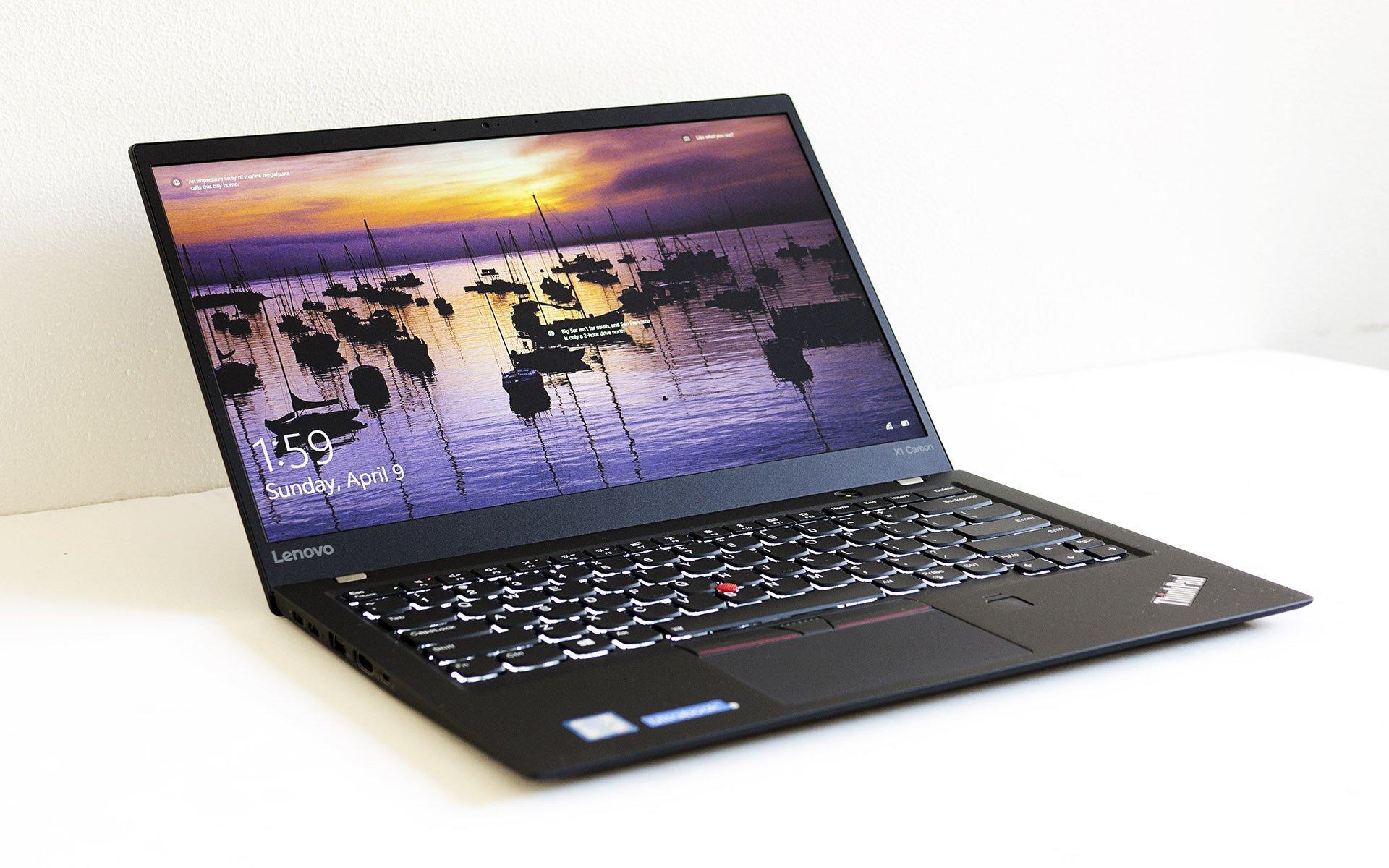 Lenovo представила в РФ новые ноутбуки ThinkPad