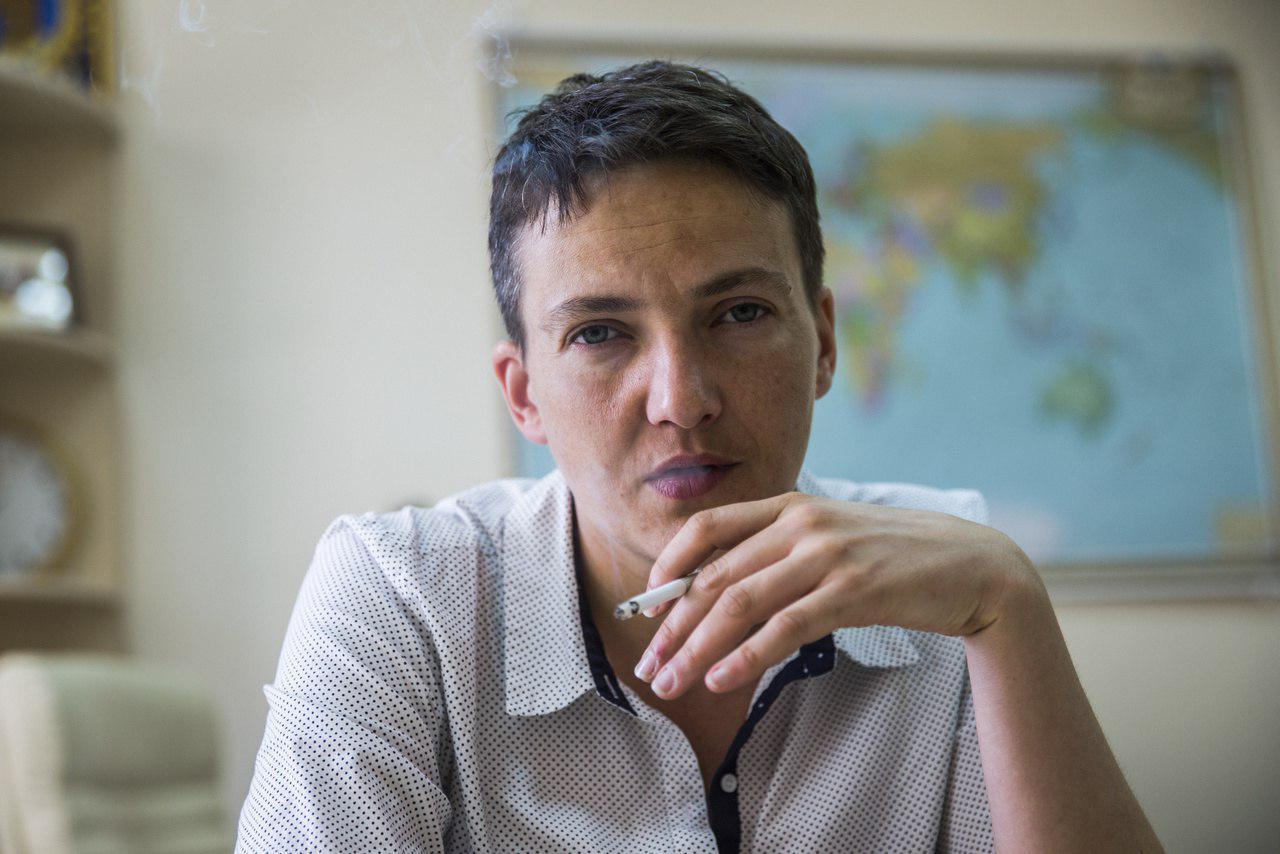 Савченко поведала опричинах взрывов наскладах сбоеприпасами вУкраинском государстве