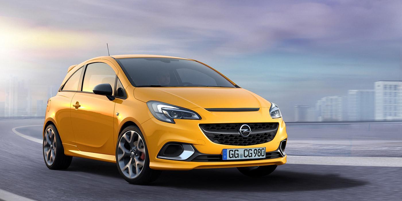 Opel возродил спортивную «Корсу»