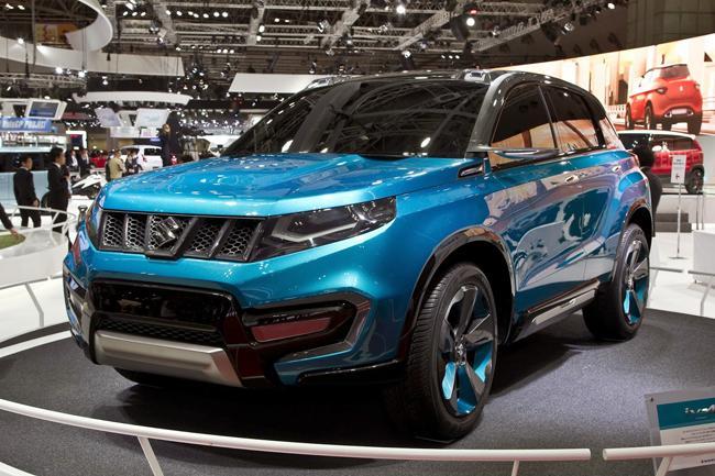 Suzuki анонсировал появление в России нового Grand Vitara в 2020-2021 годах