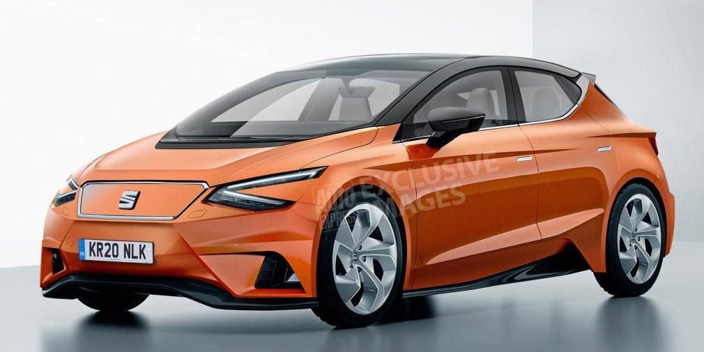 Сеат анонсировала премьеру своего первого электромобиля