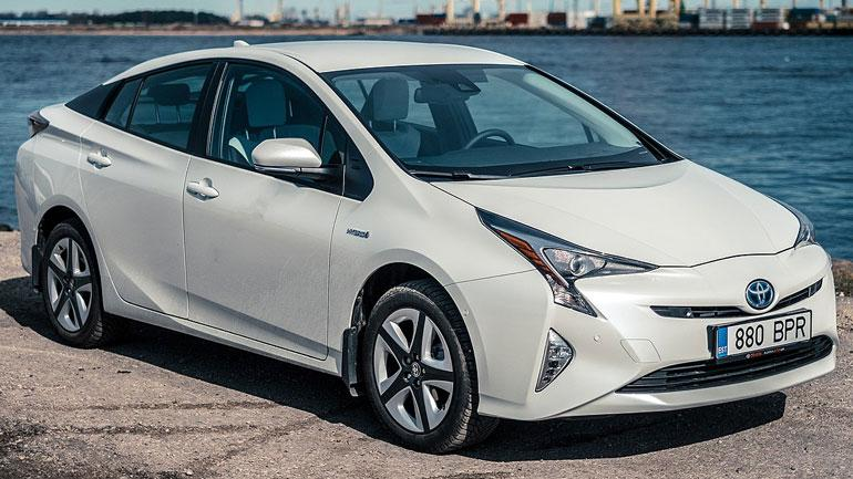 ВЯпонии составили рейтинг более экономичных авто