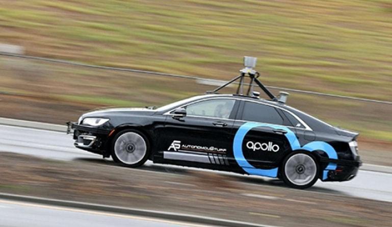 Китайский IT-гигант Baidu получил разрешение натестирование беспилотных авто вгороде
