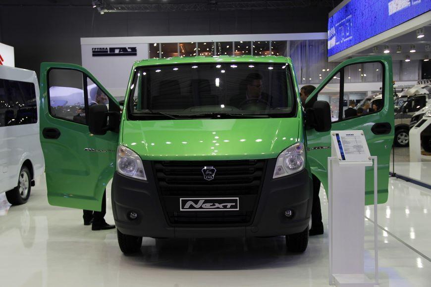 «Группа ГАЗ» втечении следующего года обновит модельную линейку LCV вСербии