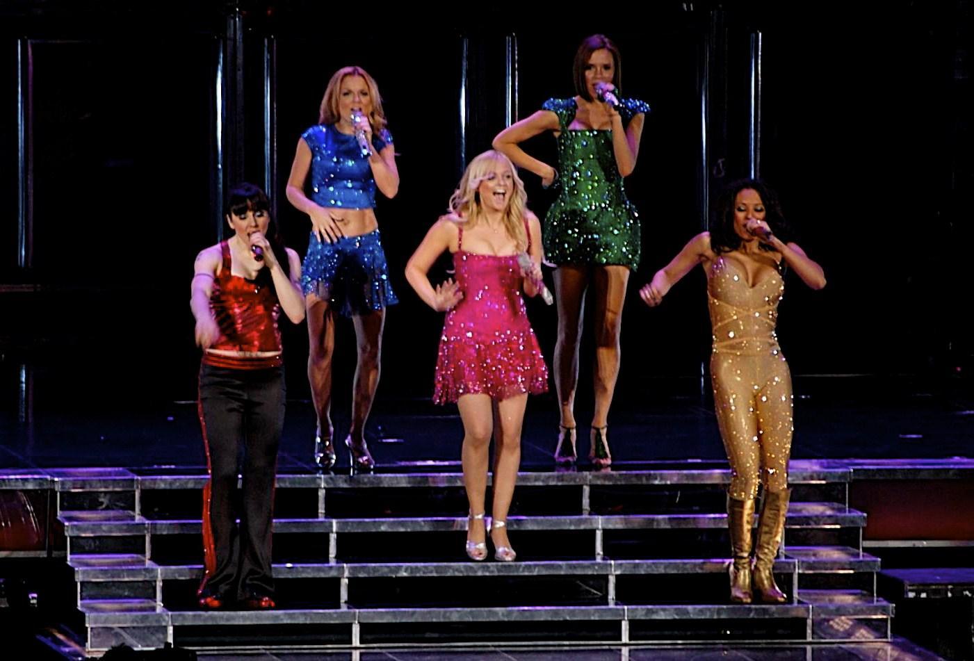 Spice Girls дадут голоса супергероям нового анимационного фильма