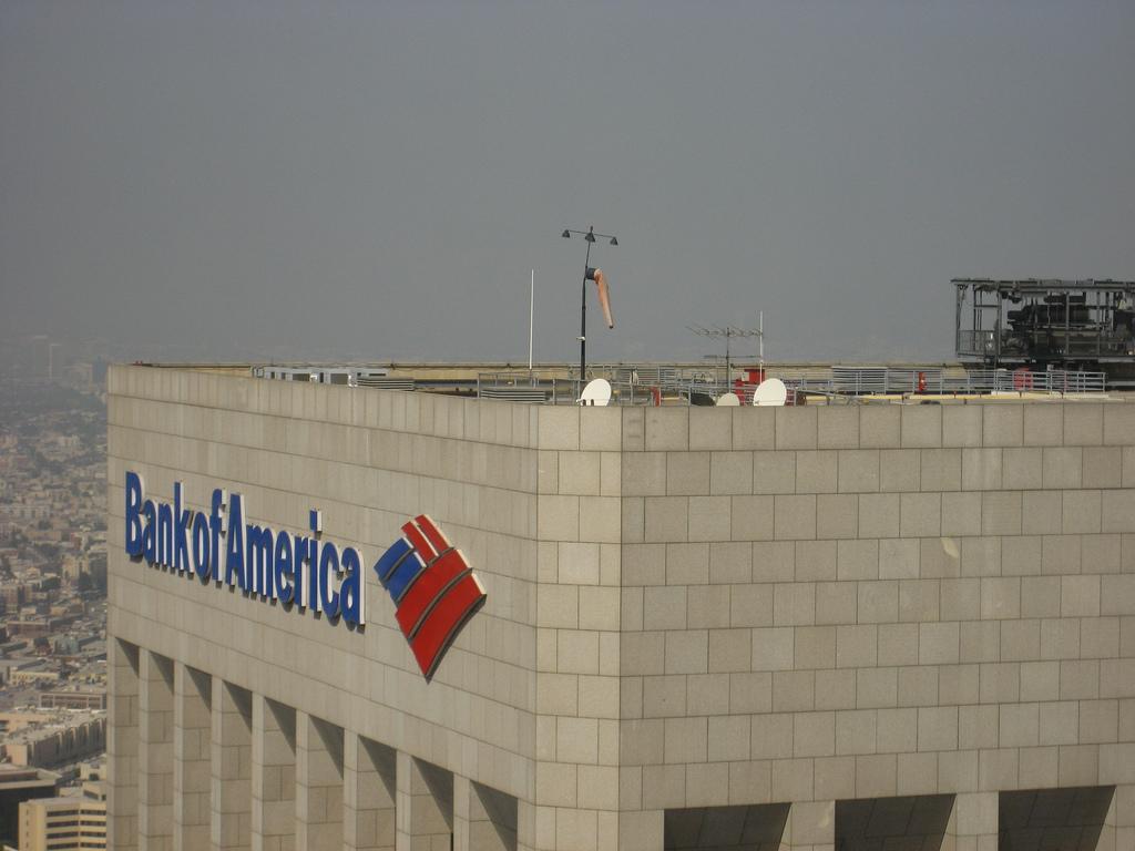 Bank ofAmerica выплатит штату Нью-Йорк 42 млн долларов запрекращение расследования