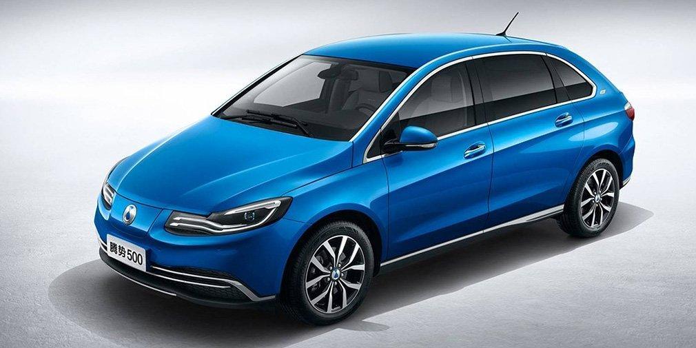 Daimler иBYD выпустили «500-километровый» электрокар для Китая