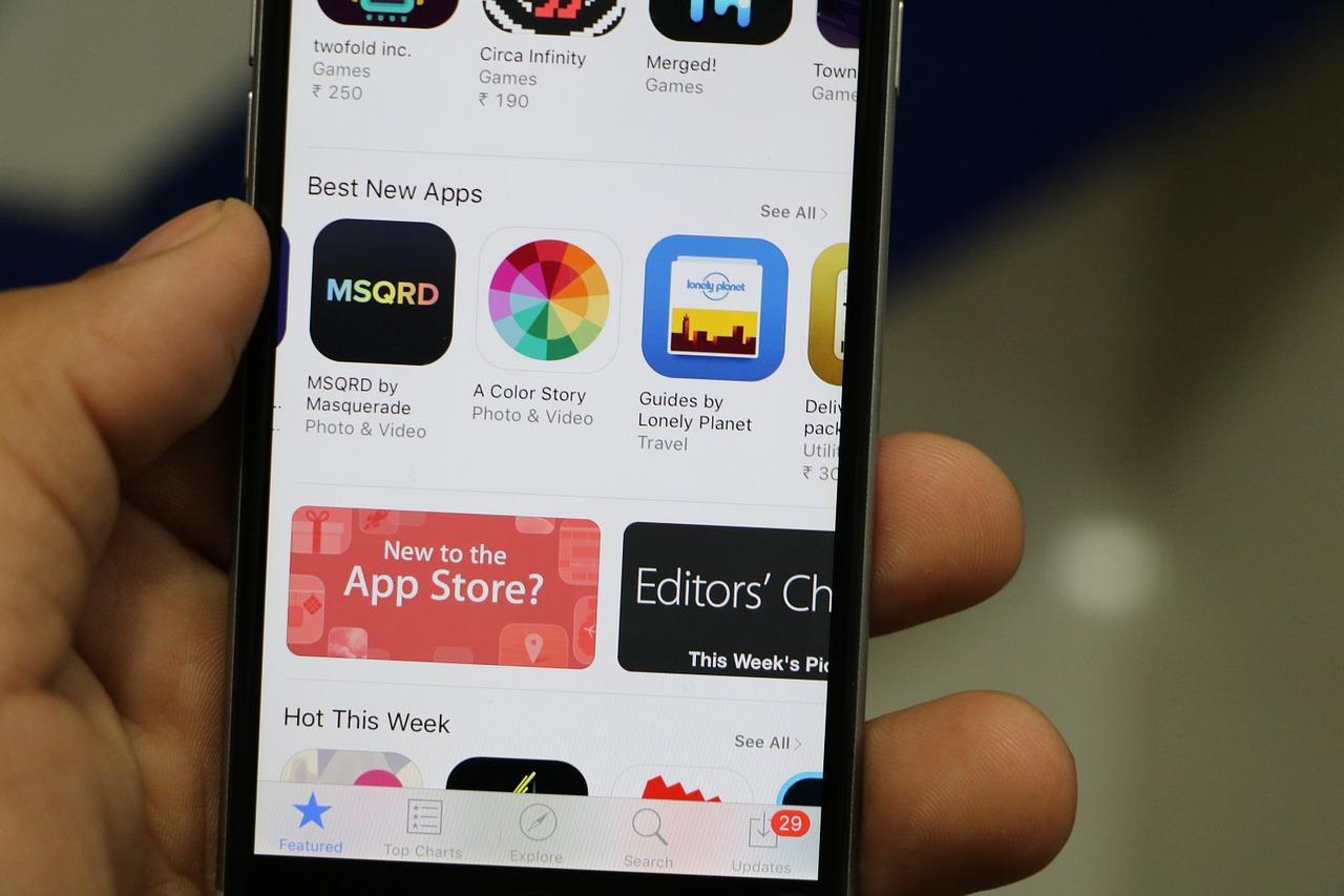 В РФ стали исчезать изApp Store VPN-приложения