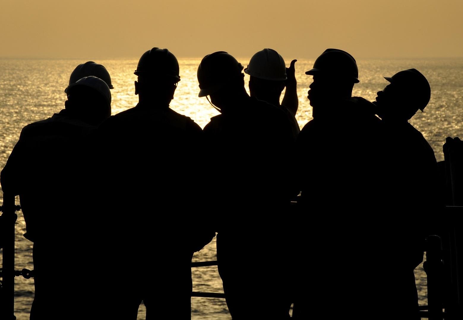 Около 200 морских пехотинцев Черноморского флота проводят учения наполигонах Крыма