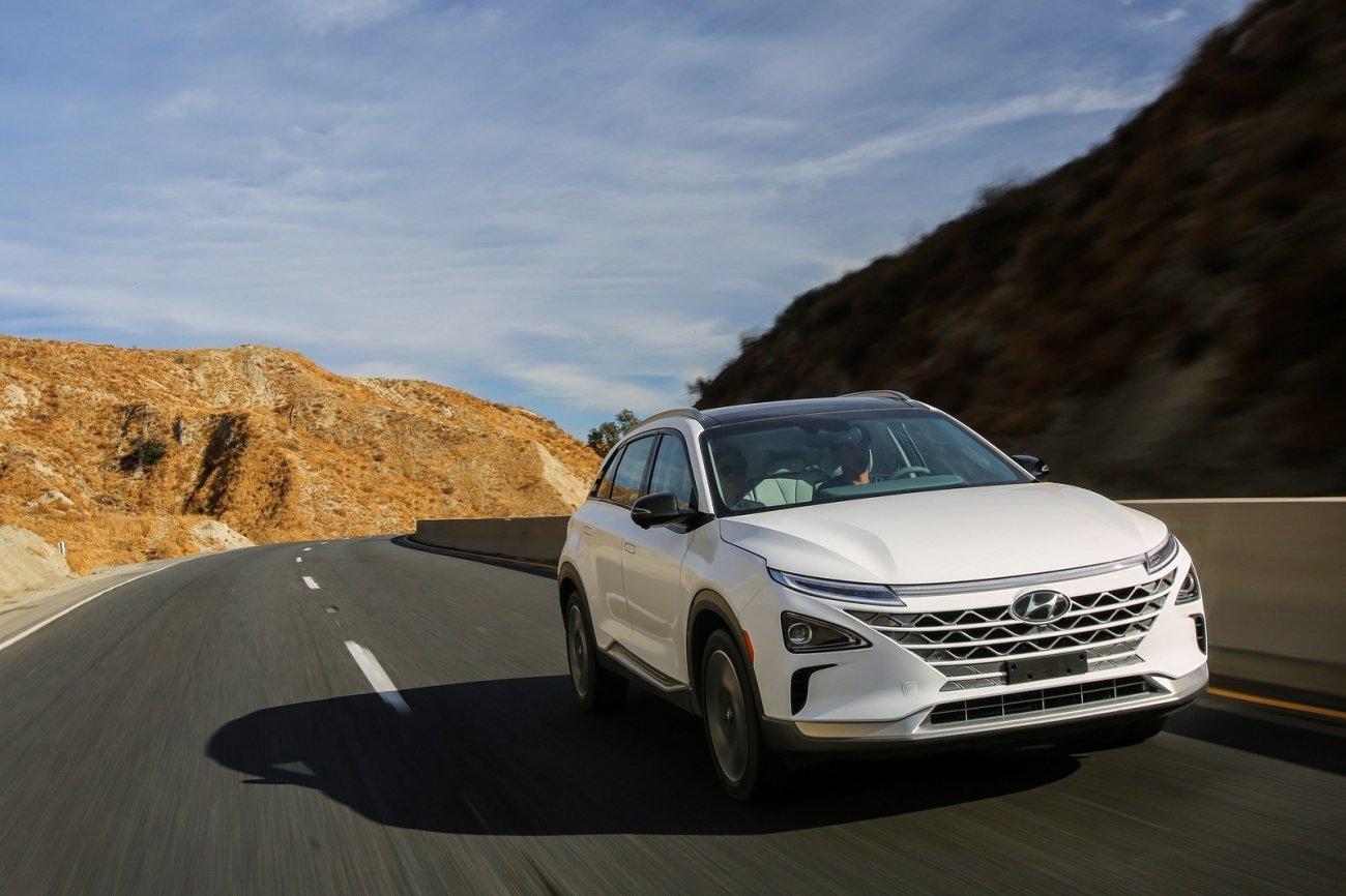 В Южной Корее начали продавать водородный Hyundai