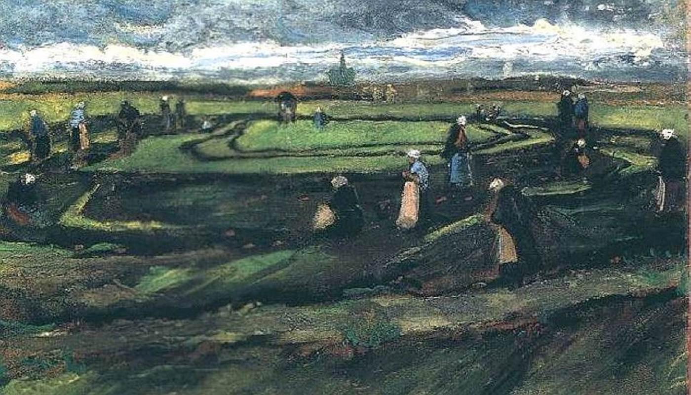 Картину Ван Гога впервый раз за20 лет выставили нааукцион