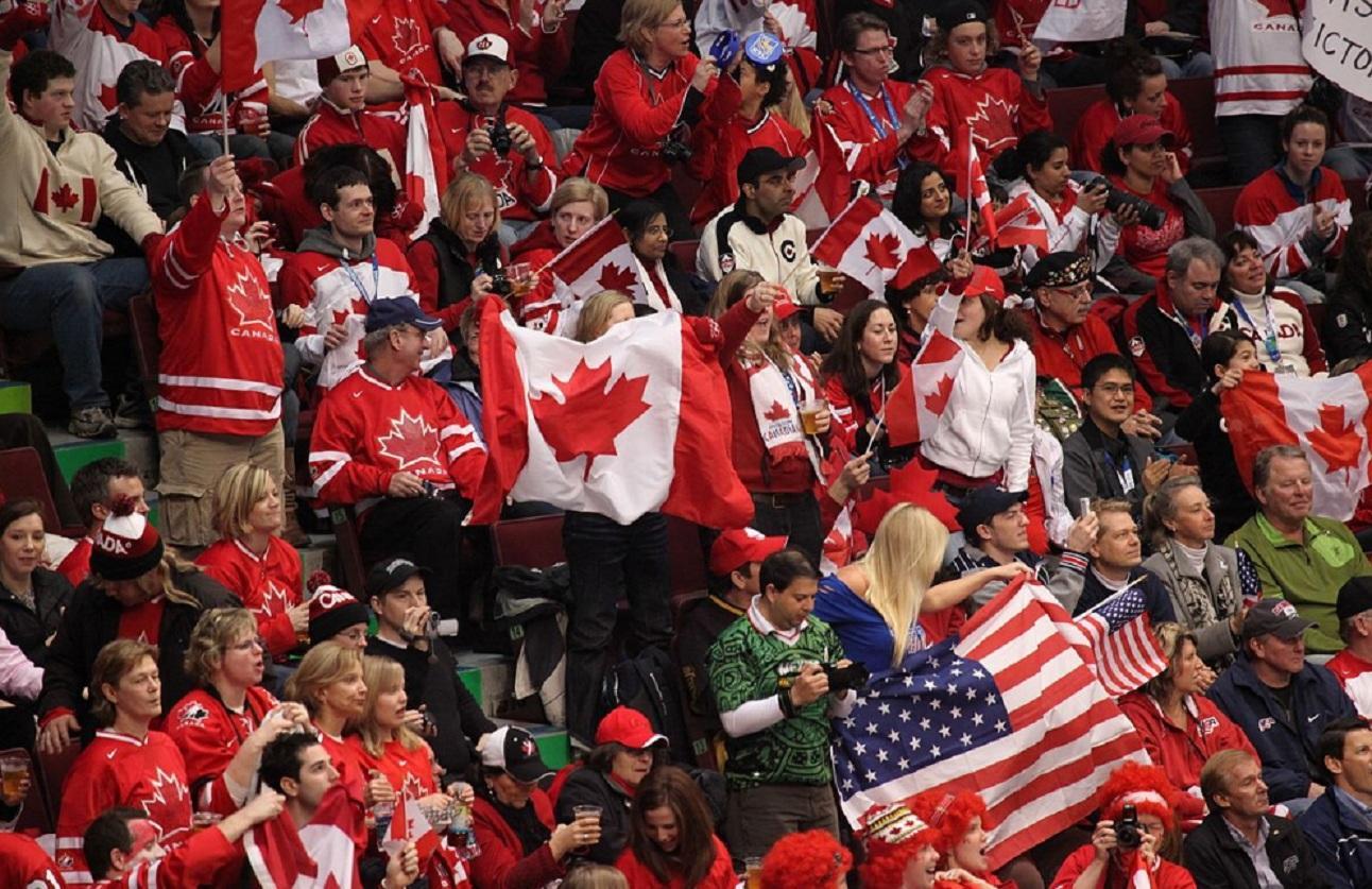 Победы канадских хоккеистов вредят их болельщикам больше поражений