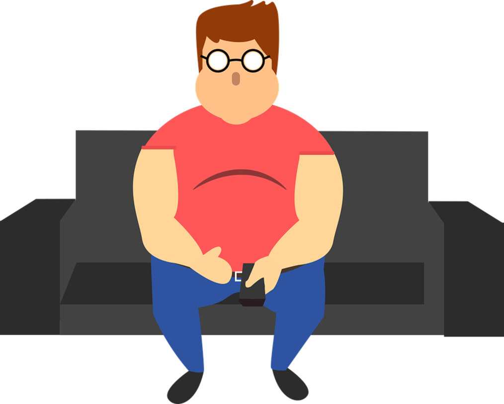 Медперсонал назвали угрожающим ожирение среди русских мужчин