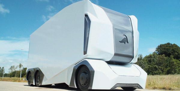 Осенью начнутся поставки автономных электрических фургонов T-Pod