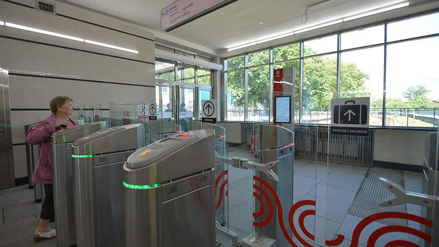 Восточный вестибюль станции «Фили» московского метро закроют навыходные