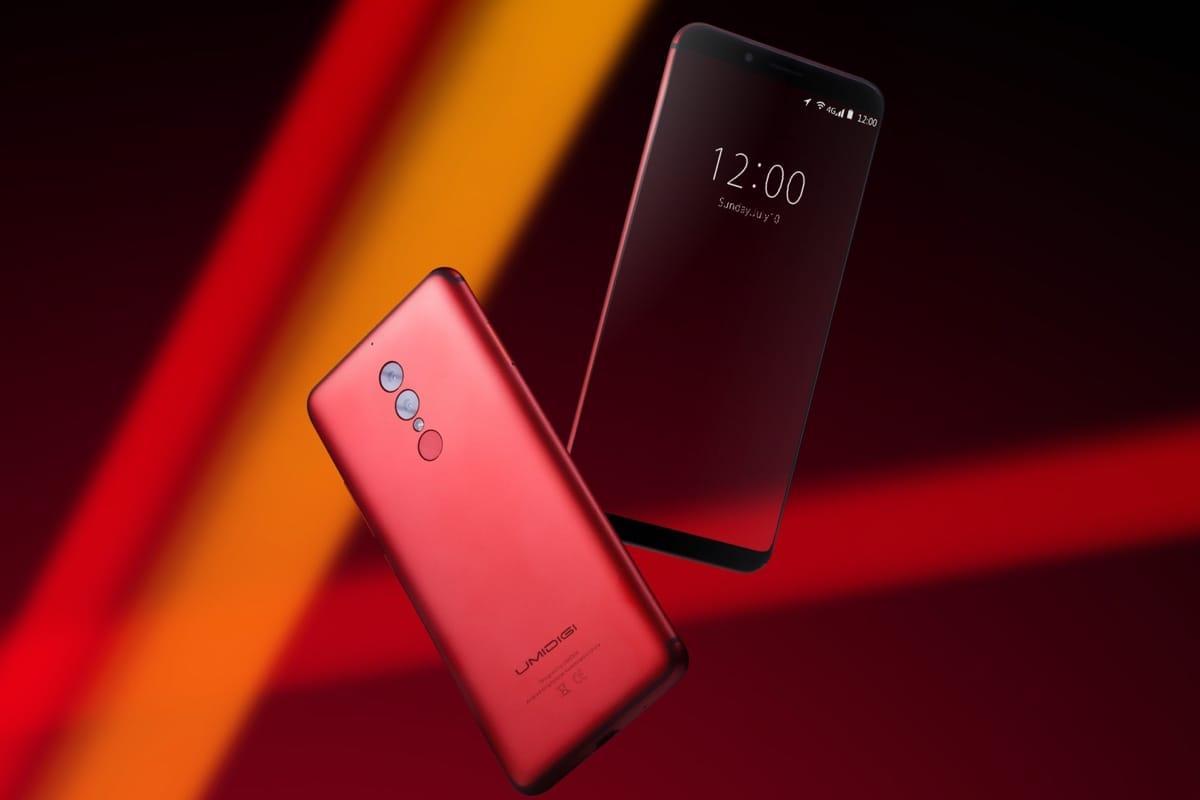 Размещены характеристики телефона UMIDIGI A1 Pro