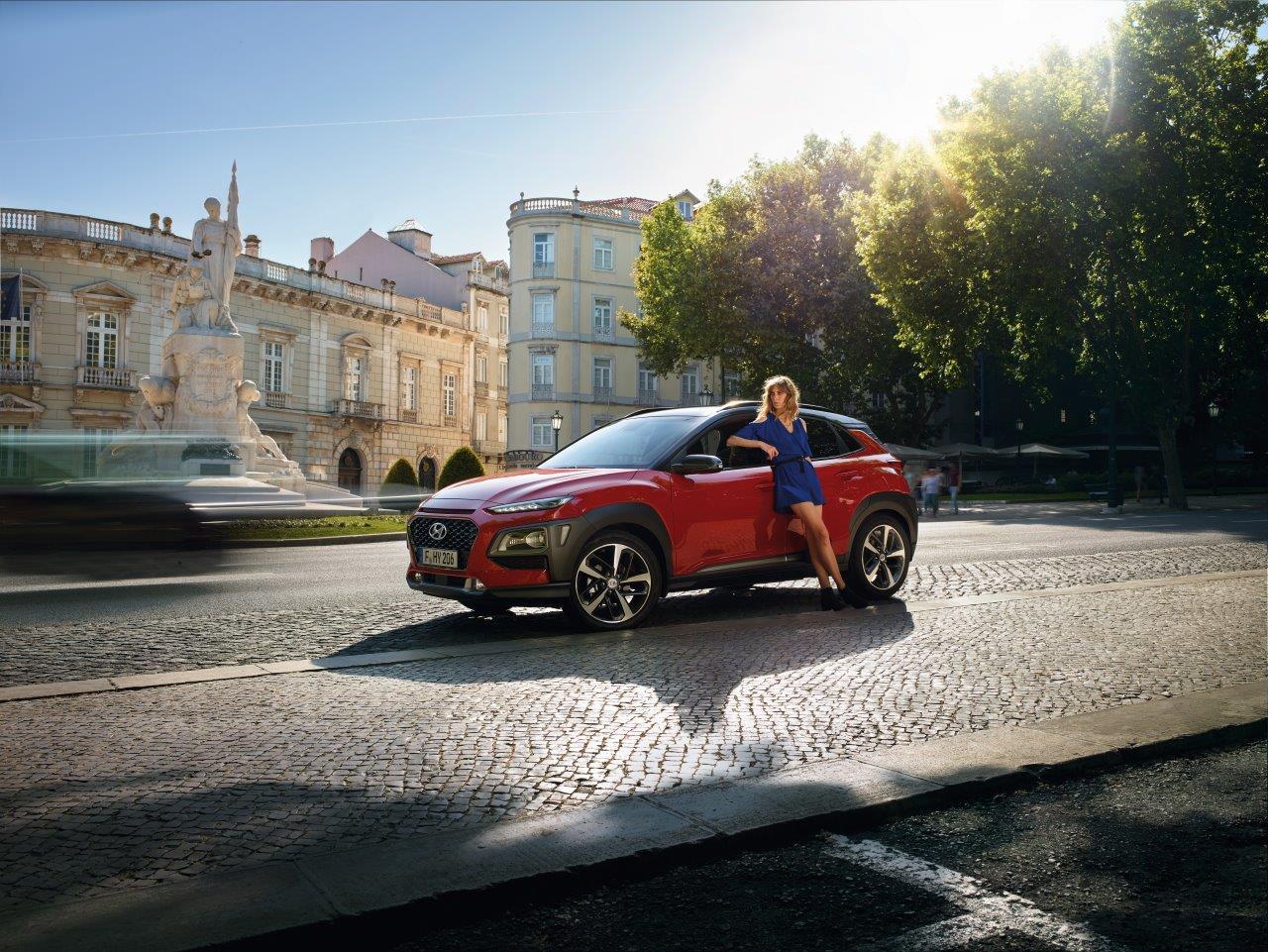 Новый кроссовер Hyundai Encino добрался до дилеров