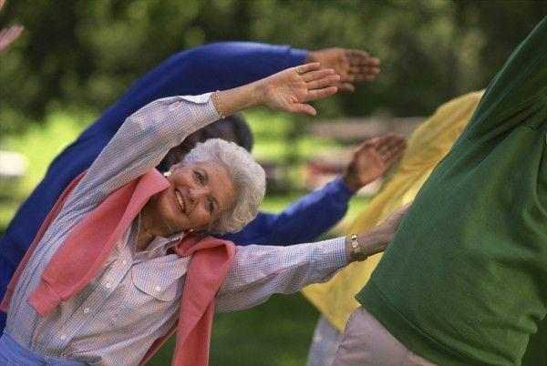 В Зеленограде на пенсионерах испытывают программу активного долголетия