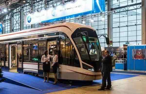 Мосгортранс запустил трамваи «Витязь-М»