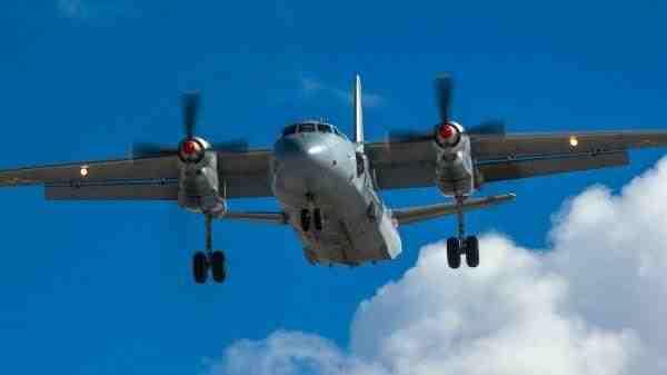 Летчик назвал причину, приведшую к гибели Ан-26 в Сирии
