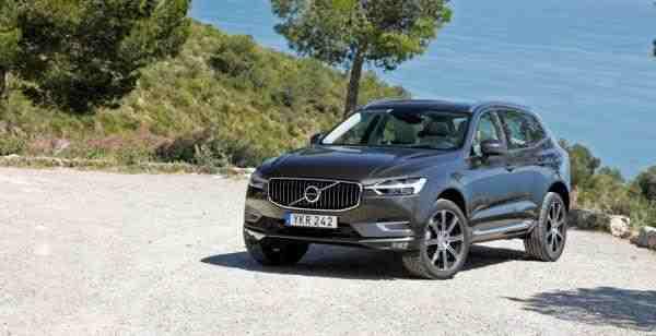 Volvo XC60 стал бестселлером бренда на российском рынке