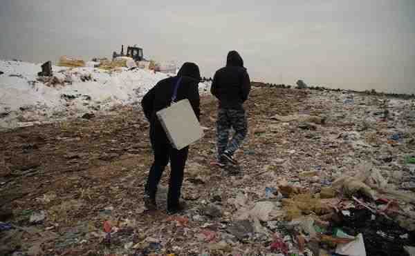 Рядом с мусорным полигоном «Ядрово» произошли новые задержания