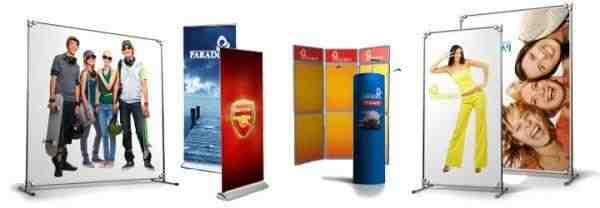 Рекламные стенды на заказ в Киеве
