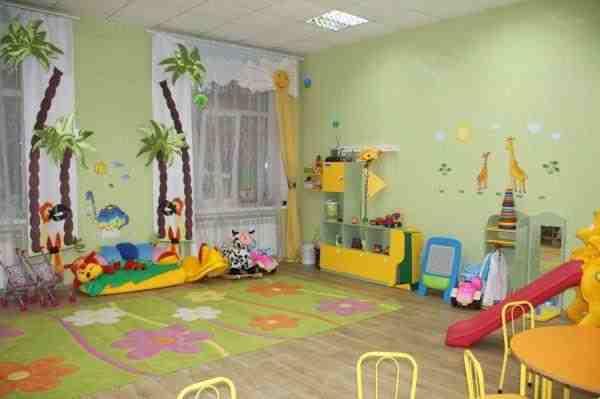 Оформление игровой комнаты в детском саду фото своими руками 31