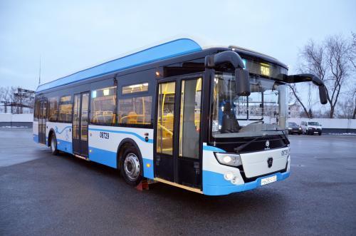 В Тамбове запустят первый электробус