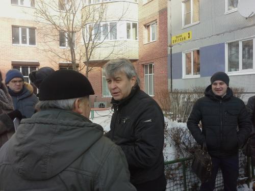 Жители Кудрово сами меняют тарифы ЖКХ