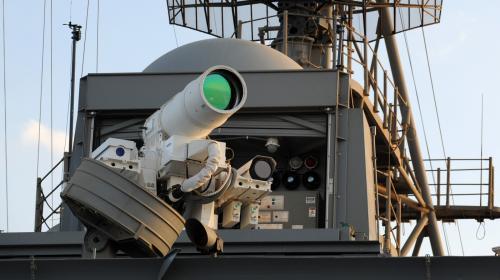 Россия может превзойти США по лазерному оружию