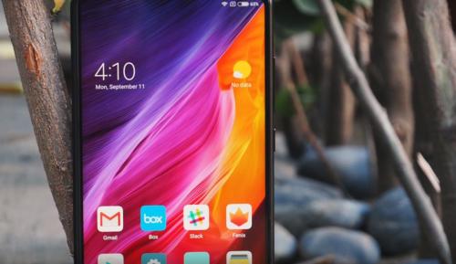 В Xiaomi объявили цену и характеристики нового Mi MIX 2S