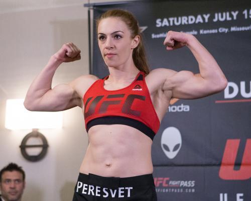 Боец UFC Милана Дудиева из Владикавказа покорила соцсети танцем под Shakira
